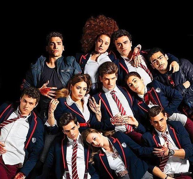 Netflix'in en popüler gençlik dizisi 'Élite', hayranlarına üzücü haberi verdi.