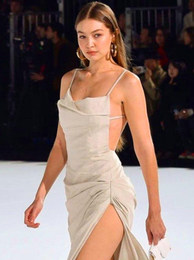 Gigi Hadid biliyorsunuz ki dünyanın en çekici kadınlarından bir tanesi...