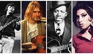 27'ler Kulübü: Erken Yaşta Hayata Veda Eden ve Hala Çok Sevilen 17 Müzisyen