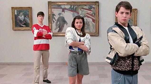 21. Ferris Bueller'la Bir Gün (Ferris Bueller's Day Off) - 1986