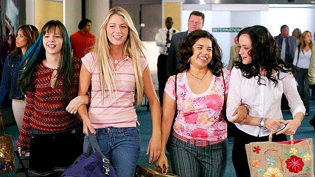 24. Gezgin Pantolon Kardeşliği (The Sisterhood of the Traveling Pants) - 2005