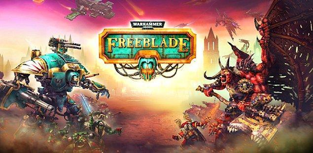 12. Warhammer 40,000: Freeblade