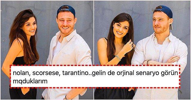 2. Hande Erçel ile Kerem Bürsin'in başrollerini paylaştığı 'Sen Çal Kapımı' adlı yeni dizi, buram buram klişe kokan konusuyla sosyal medyanın diline düştü!
