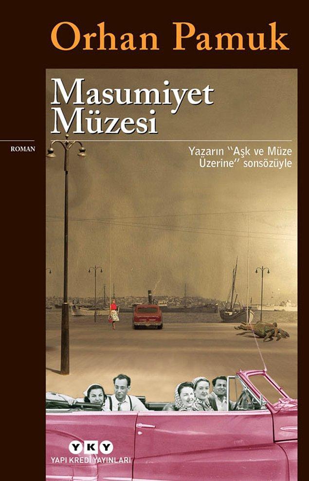 Bilmeyenler için: Masumiyet Müzesi, 1975'te bir bahar günü başlayıp günümüze kadar gelen, İstanbullu zengin çocuğu Kemal ile uzak ve yoksul akrabası Füsun'un hikâyesini anlatıyor.