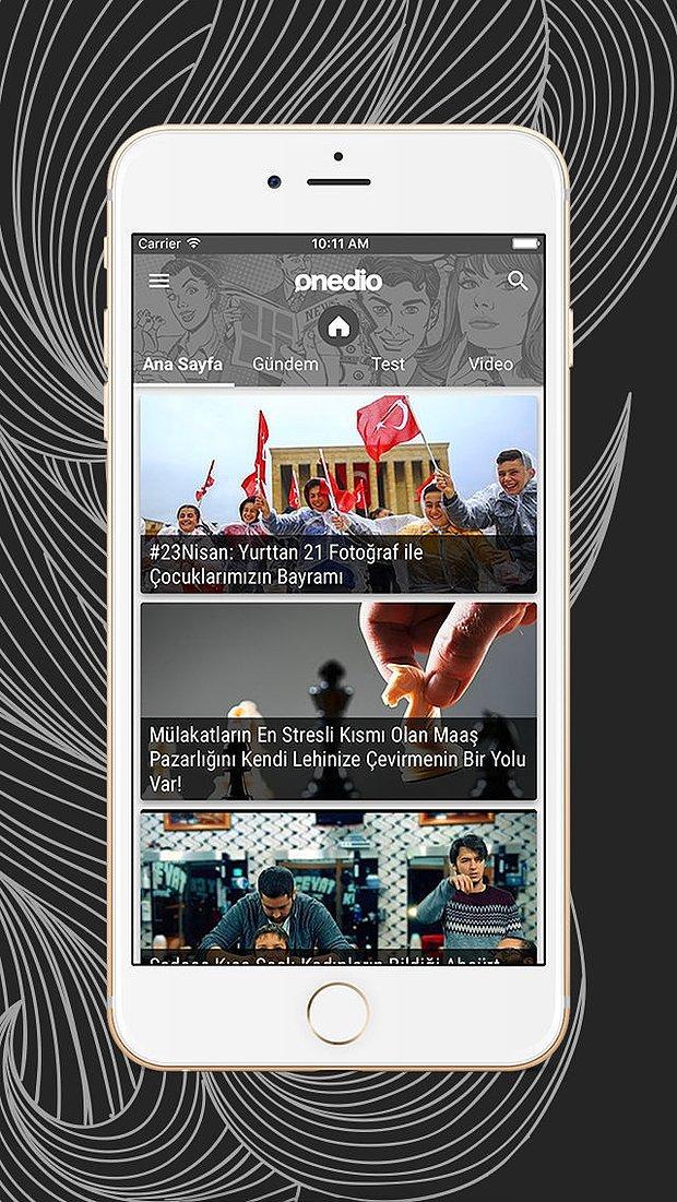 Onedio App