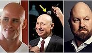 Takke Düştü Kel Göründü! Tanrının, Saçlarından Alıp Ceplerine Verdiği Dünyaca Ünlü Zengin Erkekler