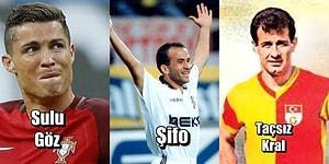 Sadece Gerçek Futbol Tutkunlarının Yakından Bildiği En İlginç Futbolcu Lakapları ve Sıra Dışı Hikayeleri