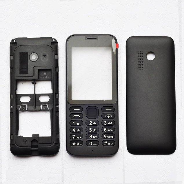 11 plastik telefon gövdesi,
