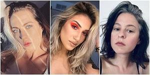 Yeni Bir Moda Akımı Başlıyor: Karantina Günlerinde Çıkan Doğal Saç Diplerini Gururla Paylaşan Kadınlar