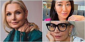 Bunlara Yavaştan Başlamanın Zamanı Geldi: İleri Yaşlarda Olmalarına Rağmen Harika Bir Cilde Sahip Olan Kadınların Bakım Sırlarını Açıklıyoruz