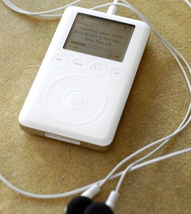 8. iPod
