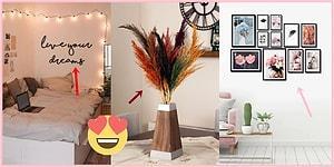 Evinizden Hiç Sıkılmayıp Baktıkça Mutlu Olmanızı Sağlayacak Uygun Fiyatlı 13 Dekoratif Parça