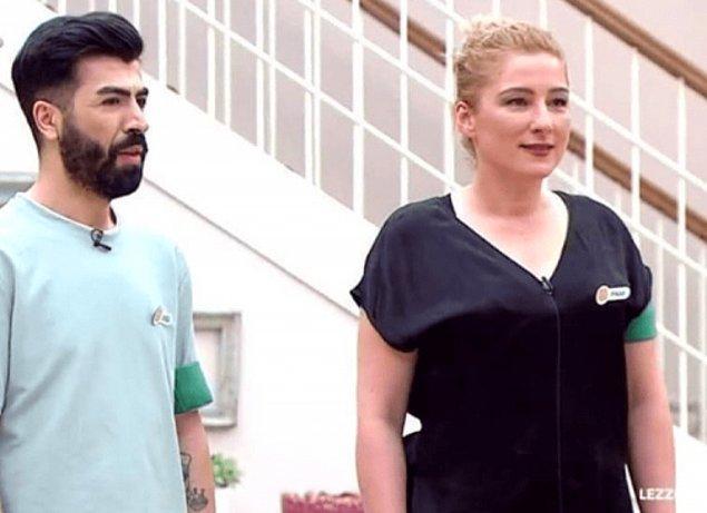 Pınar Türkyılmaz ve Doğa Zeles oldukça iddialı bir diğer takım.