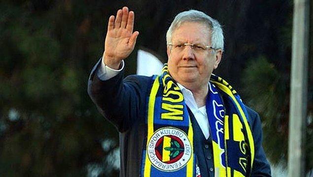 Efsane Başkan Aziz Yıldırım 20 yıl Fenerbahçe için emek verdi ve hayatının en önemli noktasına koyduğu Fenerbahçe için söylediği efsane sözleri hatırlayalım.