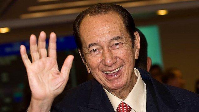 Azimli iş adamı Stanley Ho, 26 Mayıs 2020'de dünyaya gözlerini yumdu.