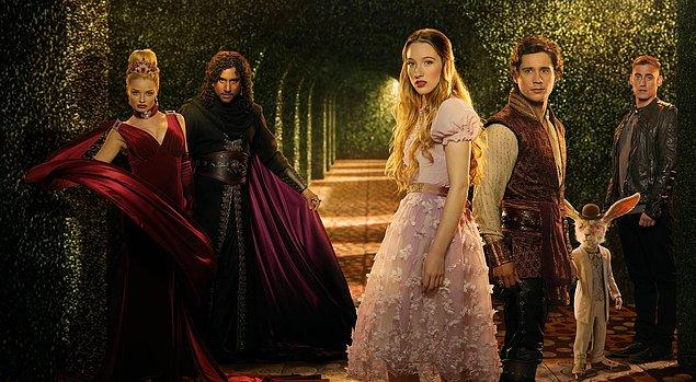 8. Once Upon a Time in Wonderland