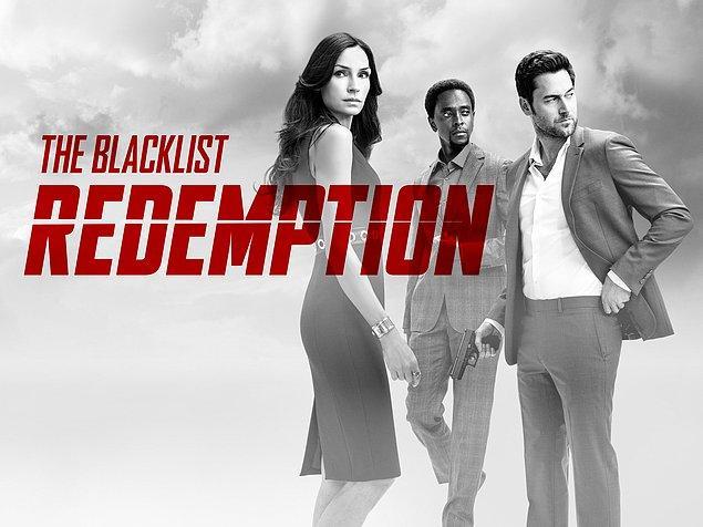 9. The Blacklist: Redemption
