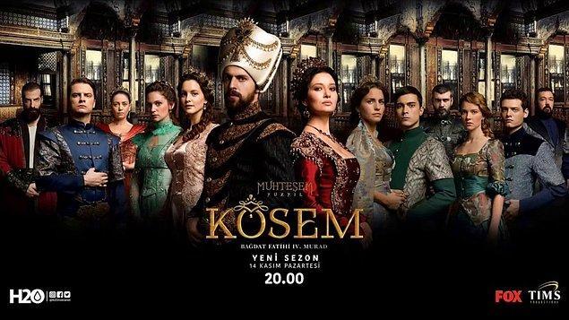 11. Muhteşem Yüzyıl- Kösem