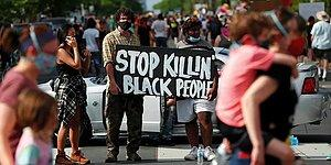ABD'de Gözaltına Alınırken Hayatını Kaybeden George Floyd İçin Halk Sokağa Döküldü: 'Siyahileri Öldürmeye Son Verin'
