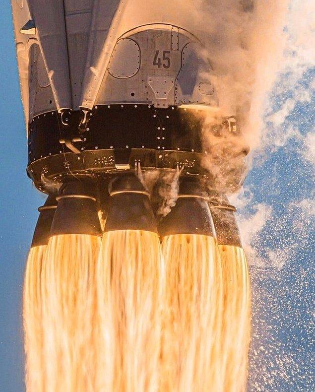 14. Falcon 9'a biraz daha yakından bakmaya ne dersiniz? 🚀
