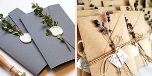 Bu Yaz Evlenecek Çiftler İçin Yaz Esintili Düğün Davetiye Önerileri