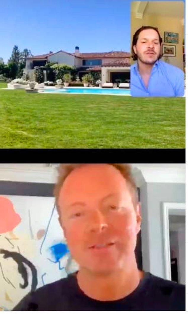 Khloe'nin emlakçısı Tomer Fridman, bu ev hakkında bazı açıklamalar da bulunmuş. Söylediğine göre bu evde daha önce Eddie Murphy ve Justin Bieber da yaşamış.
