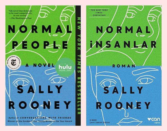 İlk bölümü itibarıyla bir hayli sevilen bu dizi Sally Rooney'nin 2018 Booker Ödülü'nde adaylığa görülen aynı adlı romanında uyarlandı.