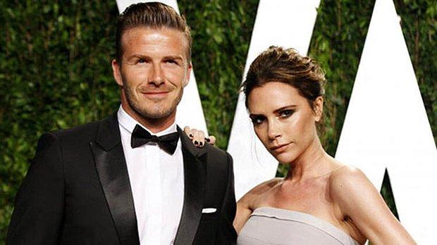 Victoria&David Beckham