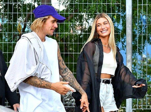 Hailey Baldwin&Justin Bieber