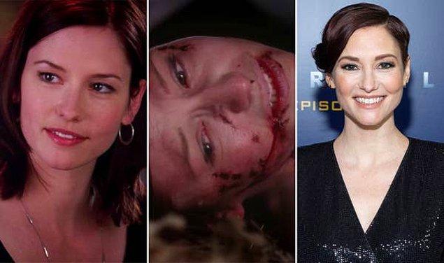 14. 'Lexie Grey' karakteriyle Chyler Leigh: