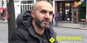 Amerika'da 'En İyi Göçmen Ödülü'nü Kazanan Girişimci: Pizzacı Hakkı Akdeniz