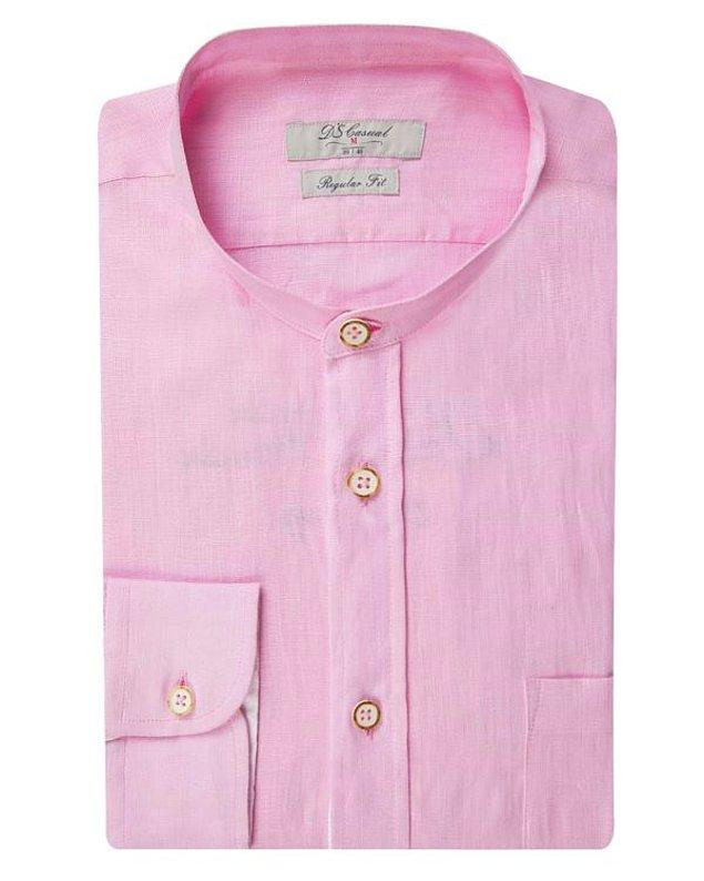 10. D'S Damat'ın bu keten gömleği indirimde! 269 TL yerine sadece 79 TL!