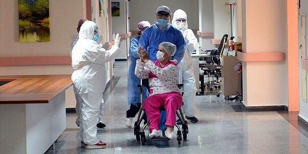 """""""Hastaların daha hafif seyirle bize başvurduklarını görüyoruz"""""""