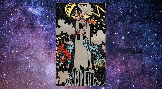 """Seçtiğin Kart; """"Yıkılan Kule"""""""