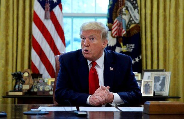 Trump: DSÖ ile ilişkimizi sonlandırıyoruz