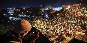 'Siyah Öfke'nin Merkezi Minneapolis'te Sokağa Çıkma Yasağı İlan Edildi