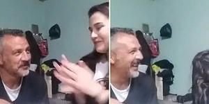 Babanın Kızına Hayran Hayran Bakışı Karşısında Duygularınıza Hakim Olamayacaksınız