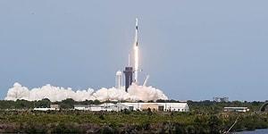 NASA Astronotlarını Taşıyan SpaceX'in Uzay Aracı Başarıyla Fırlatıldı 🚀