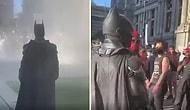 Batman Sokakta! ABD'deki Protestolarda Batman Kostümlü Birisi Sokağa Çıktı