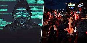 Dünyaca Ünlü Hacker Grubu Anonymous, Minneapolis Polis Teşkilatına 'Savaş' İlan Etti