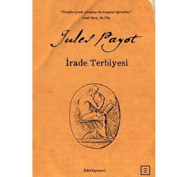 1. İrade Terbiyesi - Jules Payot (2020)