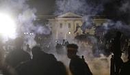 Beyaz Saray Çevresinde Kaos: George Floyd Protestoları Pazar Günü de Devam Etti