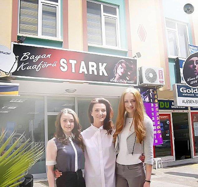 7. Cersei de bize geliyor...