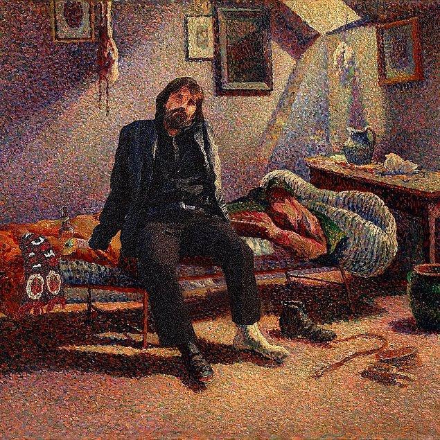 17. Maximilien Luce, Naber La