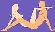 Yatak Odanı Döşe, Hangi Seks Pozisyonunun Sana Uygun Olduğunu Söyleyelim!