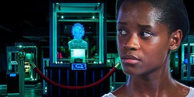 7. Black Mirror - Black Museum (4.Sezon 6.Bölüm)