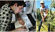 Gururla Dolduk! Mardinli Lise Öğrencisi Markus Acar, CERN'in Düzenlediği Yarışmada 500 Proje Arasından Finale Kaldı