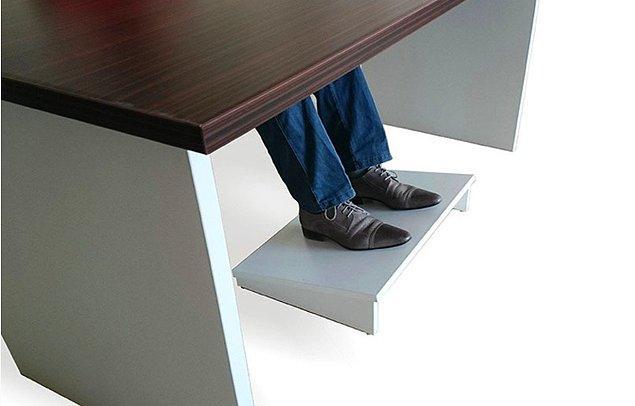 17. Çalışırken ayaklarınızı korumayı unutmayın...