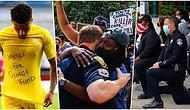 Irkçılığa Karşı Başlatılan Protestoların Ardından Kameralara Yansıyan Birbirinden Anlamlı 19 Kare