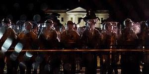 Pentagon George Floyd Eylemlerine Karşı Alarmda: Washington Çevresine Askerler Konuşlandırıldı